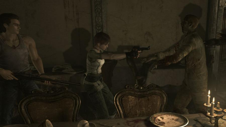 Resident Evil Zero HD Remaster Screenshot 4