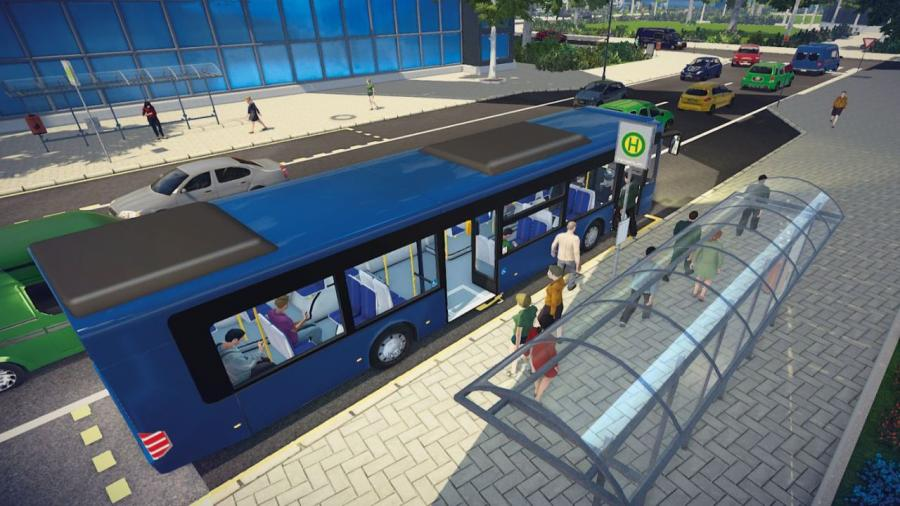 Bus Simulator 16 Screenshot 3