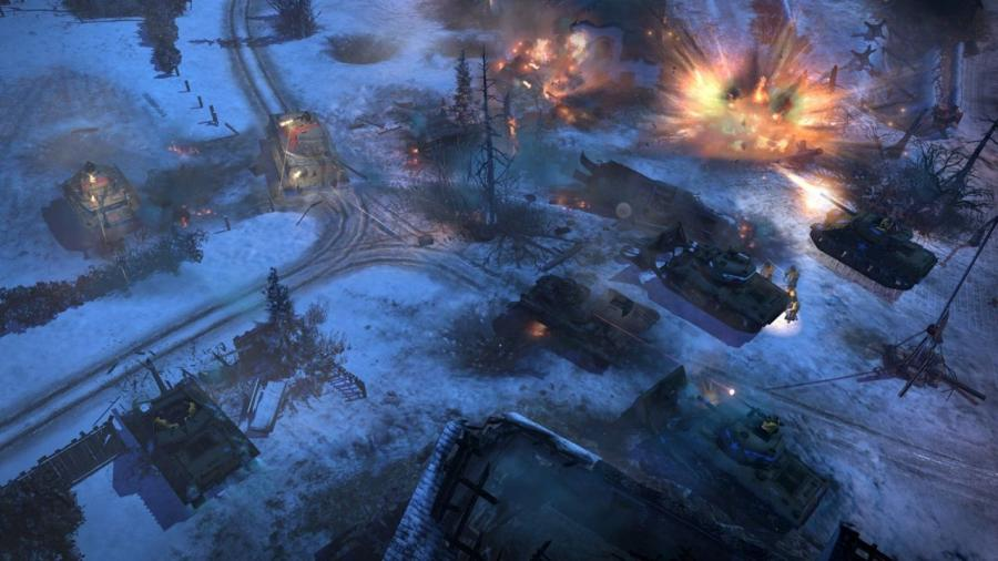 Company of Heroes 2 - Platinum Edition Screenshot 4