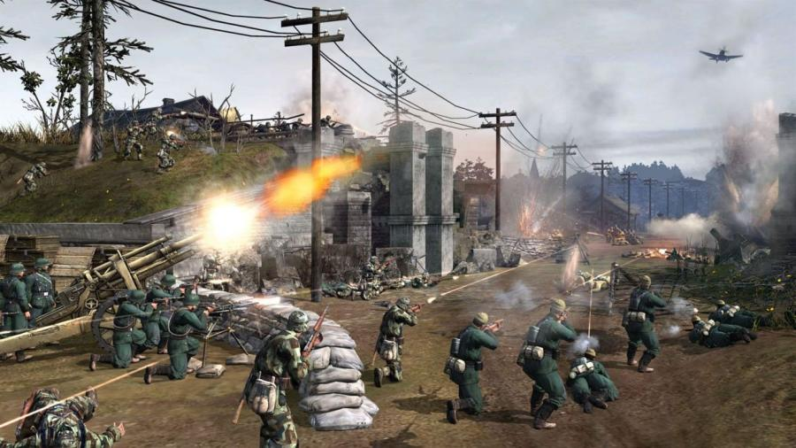 Company of Heroes 2 - Platinum Edition Screenshot 1