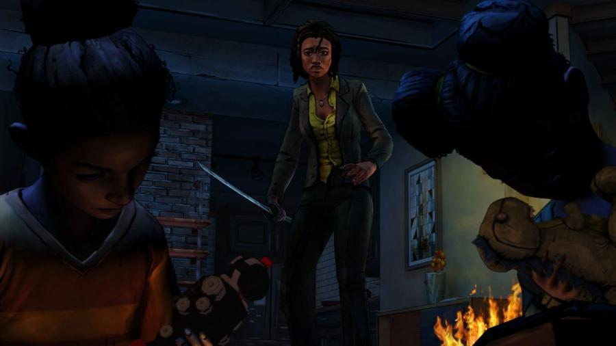 The Walking Dead - Michonne (clé cadeau Steam) Screenshot 3