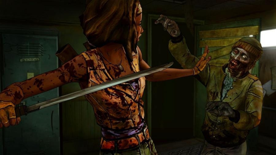 The Walking Dead - Michonne (clé cadeau Steam) Screenshot 7