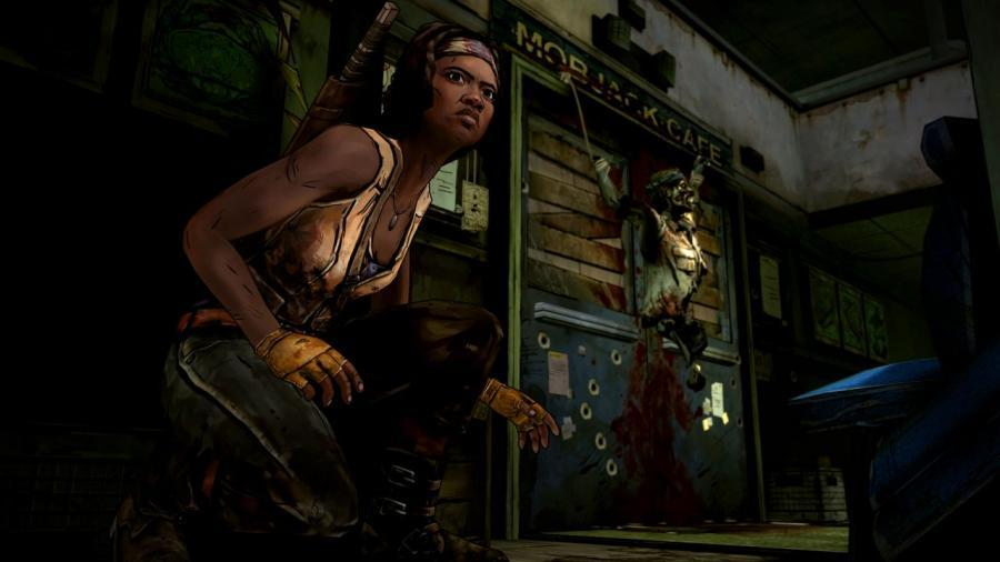 The Walking Dead - Michonne (clé cadeau Steam) Screenshot 4