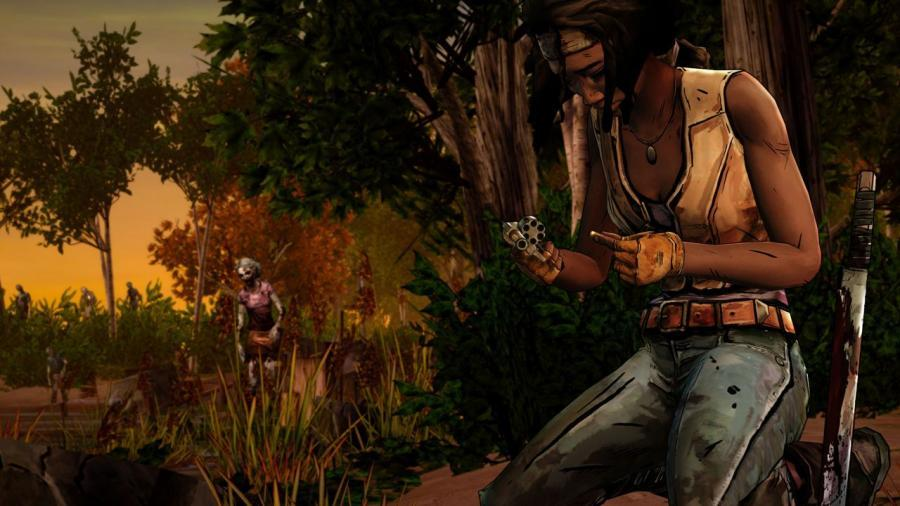 The Walking Dead - Michonne (clé cadeau Steam) Screenshot 6