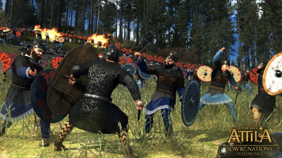 Total War Attila - Slavic Nations Culture Pack (DLC) Screenshot 9