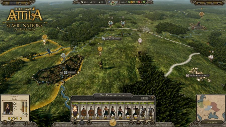 Total War Attila - Slavic Nations Culture Pack (DLC) Screenshot 6