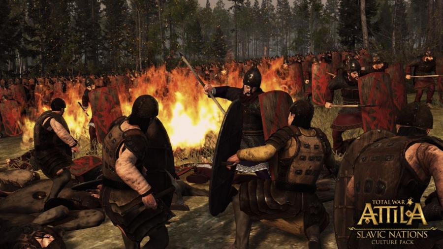 Total War Attila - Slavic Nations Culture Pack (DLC) Screenshot 3