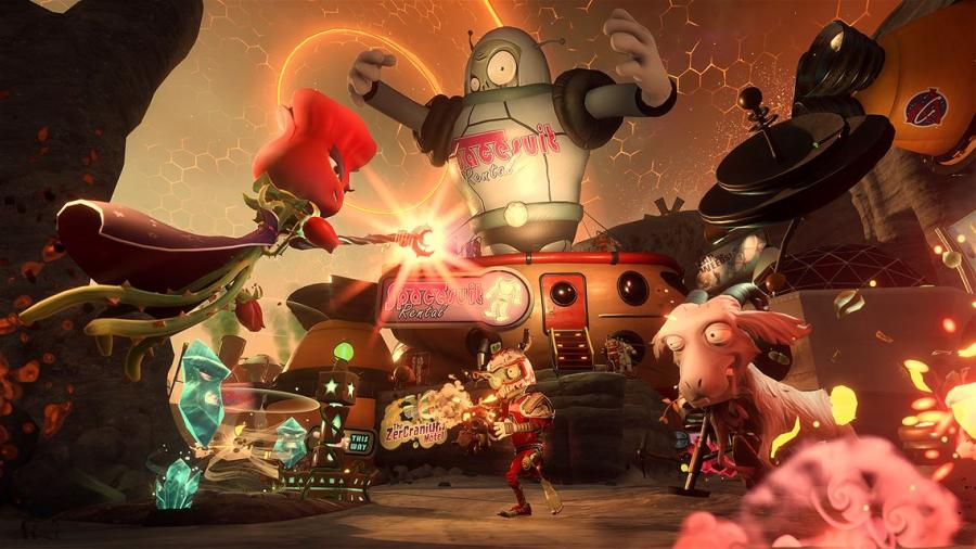 Plants vs Zombies Garden Warfare 2 - Déblocage de compte Xbox One Screenshot 7