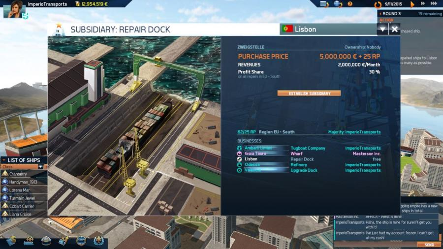 TransOcean 2 - Rivals Screenshot 8