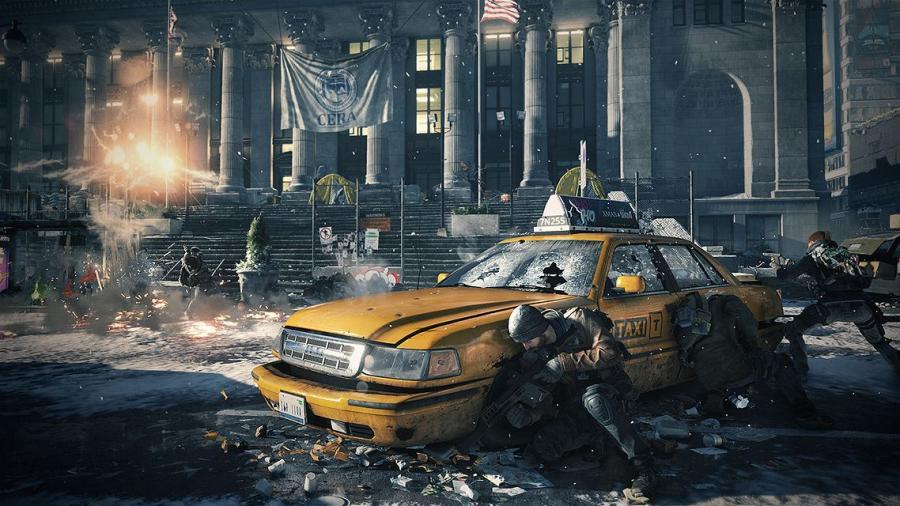 The Division - Code de téléchargement Xbox One Screenshot 3