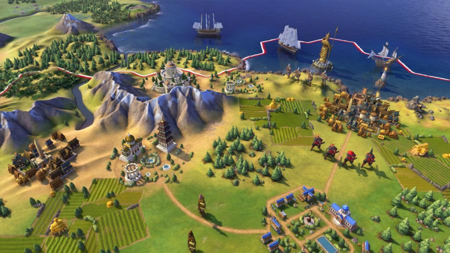 Civilization VI Screenshot 2