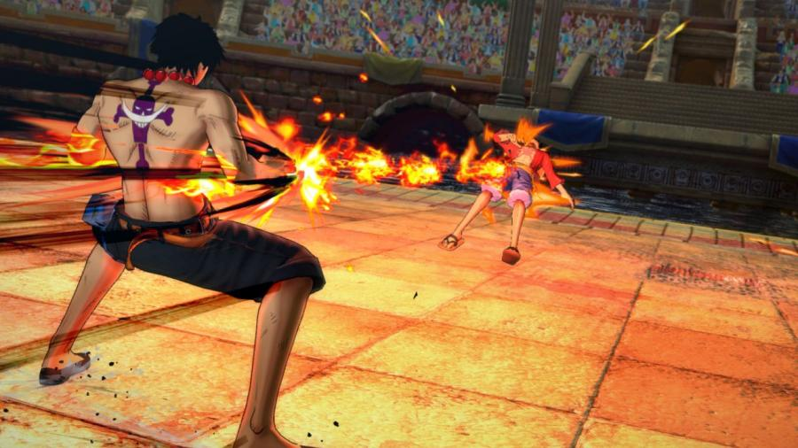 One Piece Burning Blood Screenshot 7