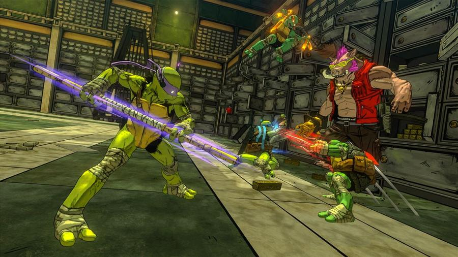 Teenage Mutant Ninja Turtles - Mutants in Manhattan - Déblocage de compte Xbox One Screenshot 4