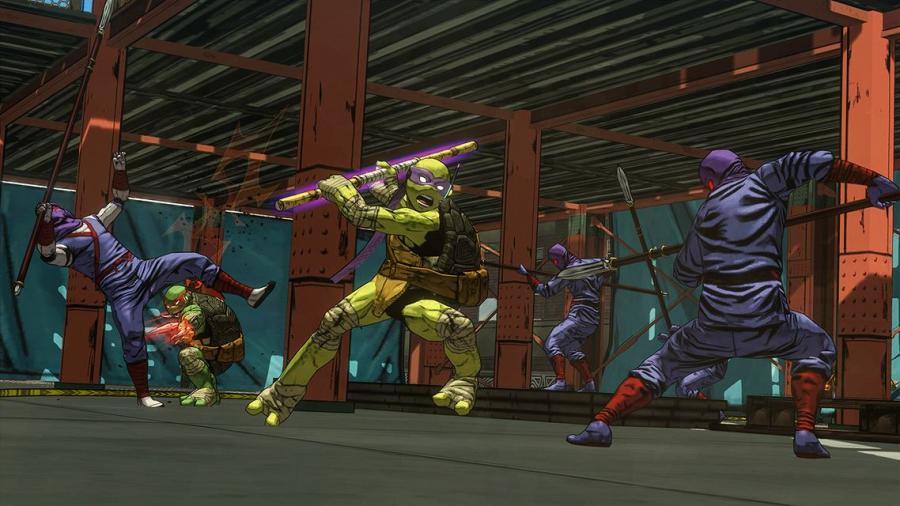 Teenage Mutant Ninja Turtles - Mutants in Manhattan - Déblocage de compte Xbox One Screenshot 5