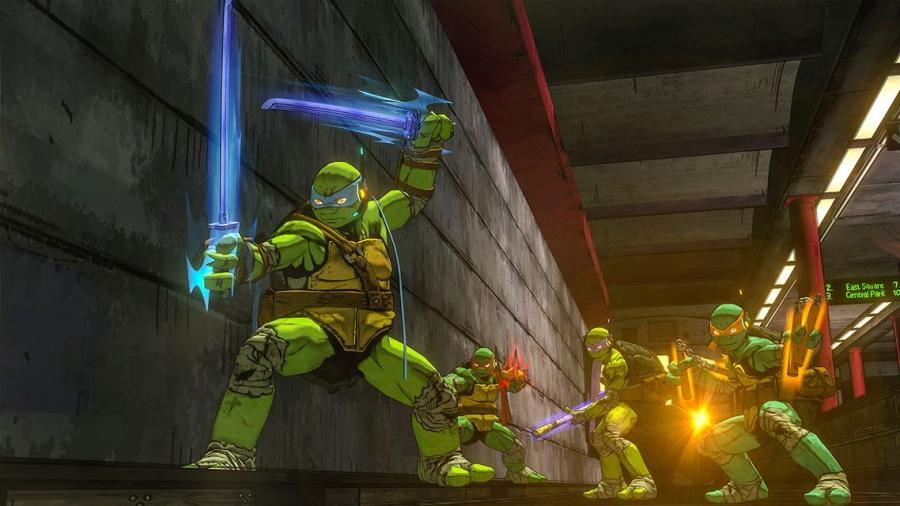 Teenage Mutant Ninja Turtles - Mutants in Manhattan - Déblocage de compte Xbox One Screenshot 3