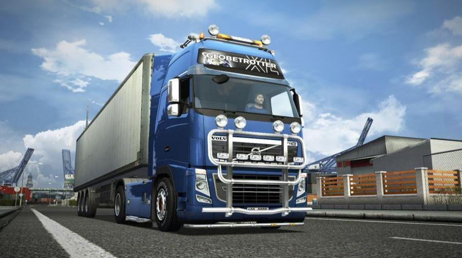 Euro Truck Simulator 2 - Legendary Edition Screenshot 1