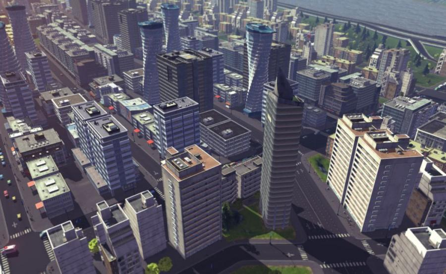 Cities Skylines - Deluxe Edition (Steam Gift Key) Screenshot 6