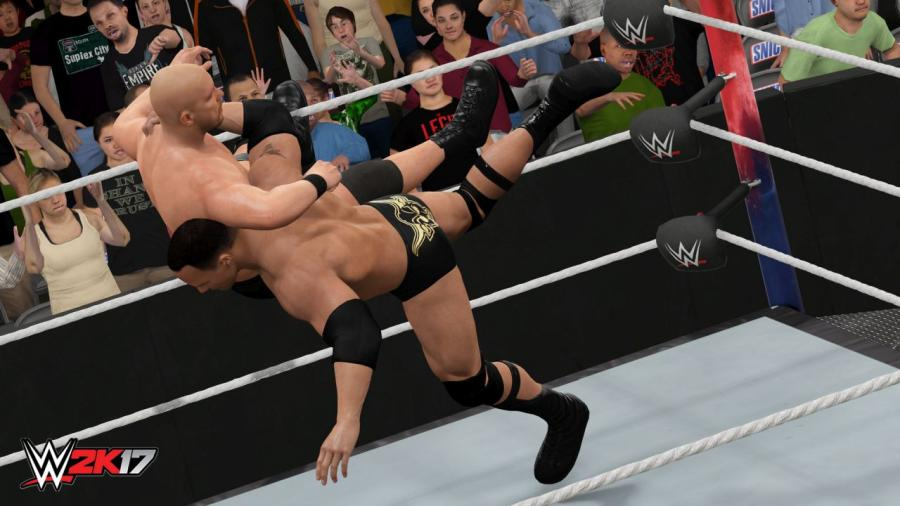 WWE 2K17 Screenshot 8
