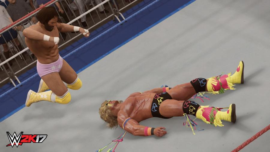 WWE 2K17 Screenshot 6
