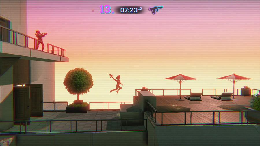 Trials of the Blood Dragon Screenshot 4