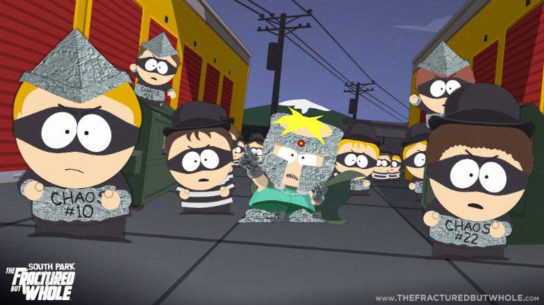 South Park - L'Annale du Destin (Édition Gold) Screenshot 3