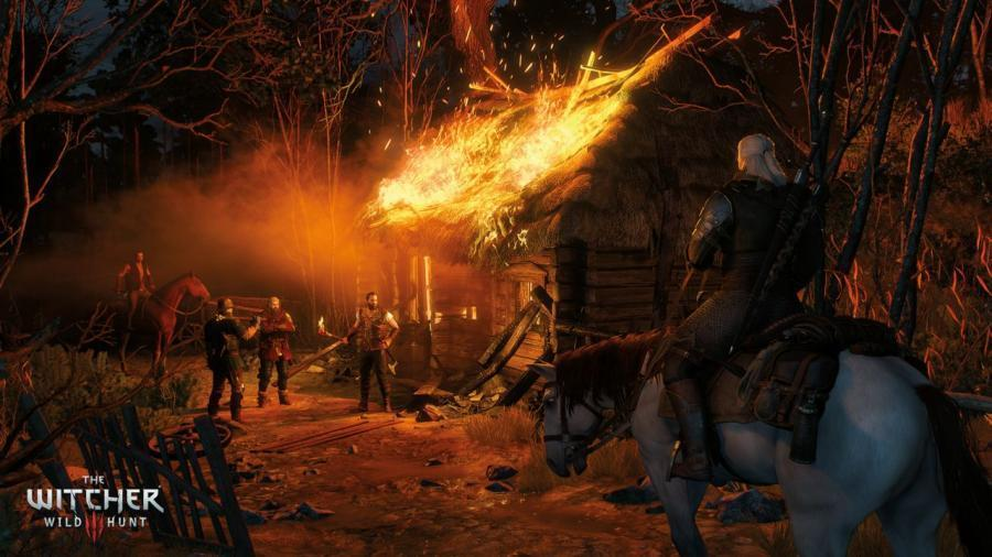 The Witcher 3 - Game of the Year Edition (Clé GOG) Screenshot 7
