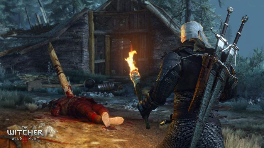 The Witcher 3 - Game of the Year Edition (Clé GOG) Screenshot 4