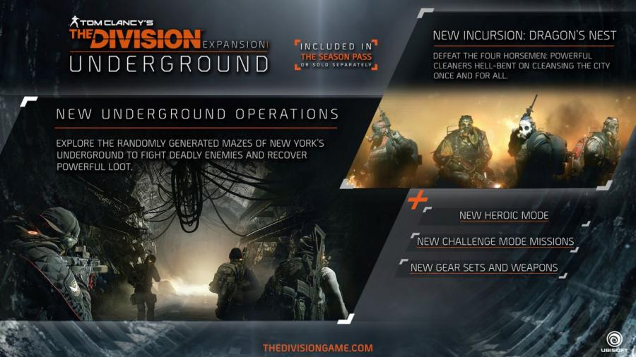 The Division - Underground DLC Screenshot 5