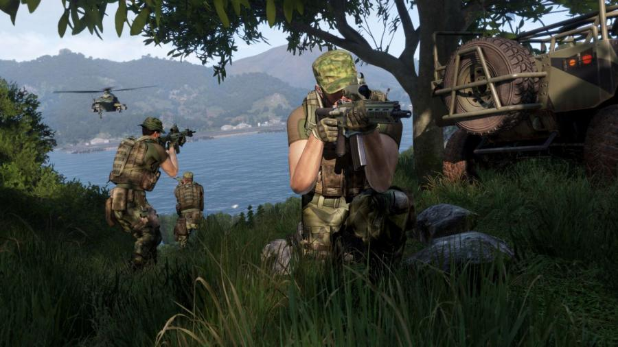 Arma 3 Apex DLC - Clé cadeau Steam Screenshot 1
