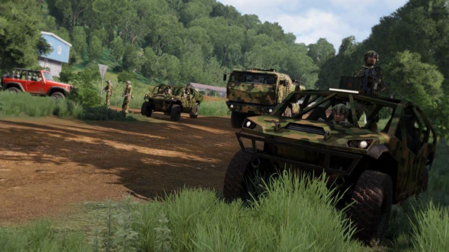 Arma 3 Apex DLC - Clé cadeau Steam Screenshot 3