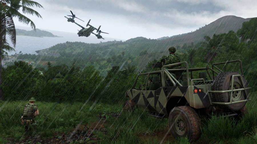 Arma 3 Apex DLC - Clé cadeau Steam Screenshot 4