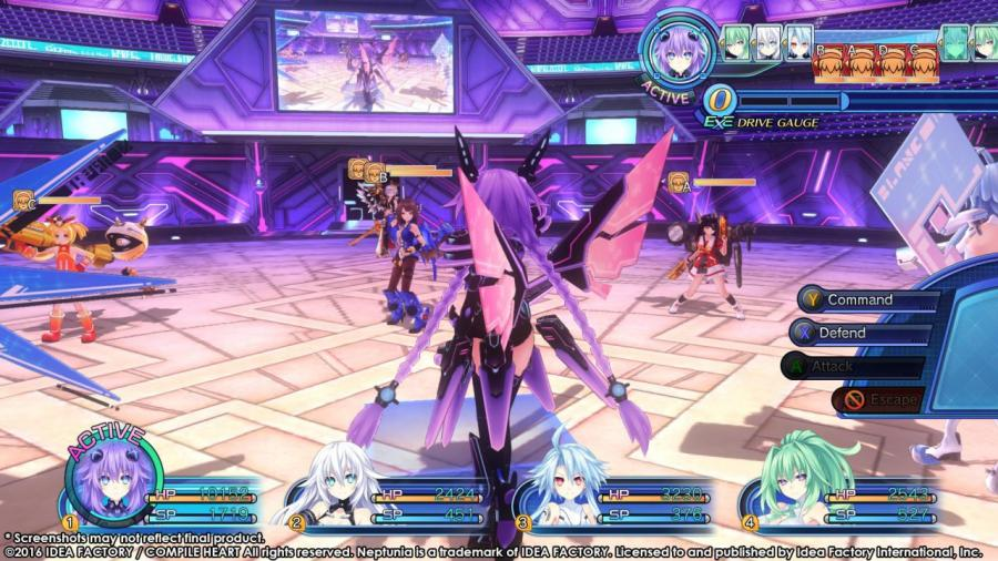 Megadimension Neptunia VII - Clé cadeau Steam Screenshot 4