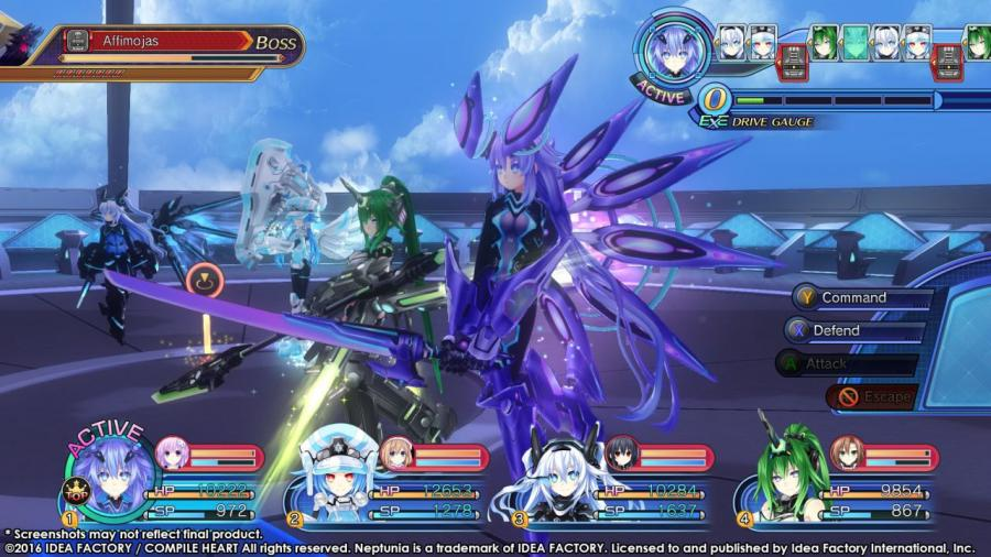 Megadimension Neptunia VII - Clé cadeau Steam Screenshot 3
