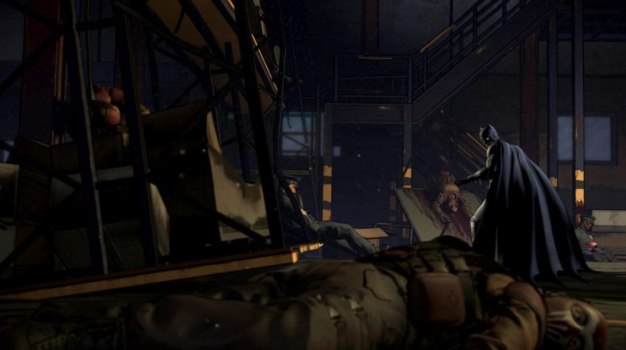 Batman - The Telltale Series (clé cadeau Steam) Screenshot 7