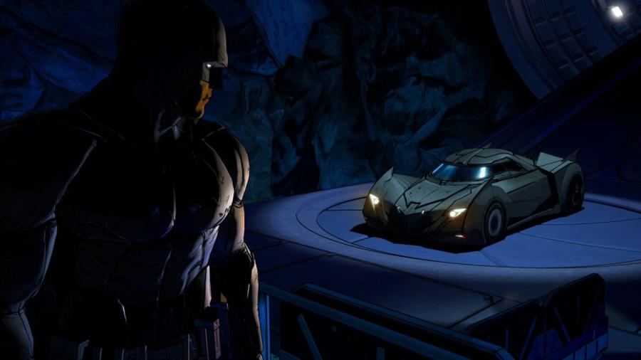 Batman - The Telltale Series (clé cadeau Steam) Screenshot 1