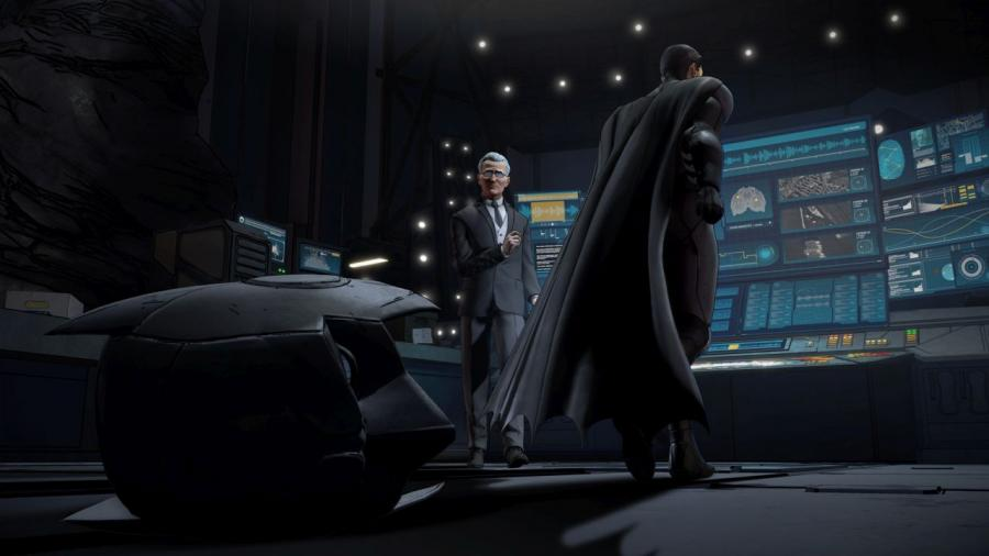 Batman - The Telltale Series (clé cadeau Steam) Screenshot 3