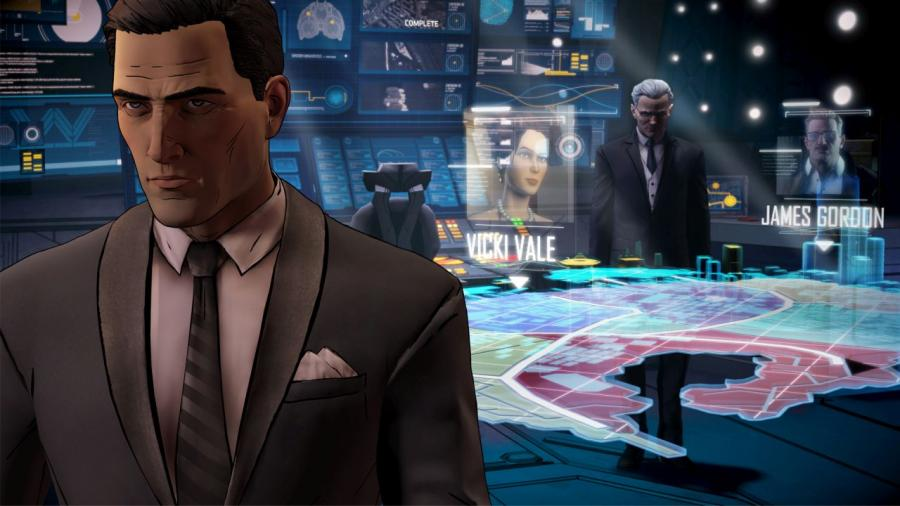 Batman - The Telltale Series (clé cadeau Steam) Screenshot 6