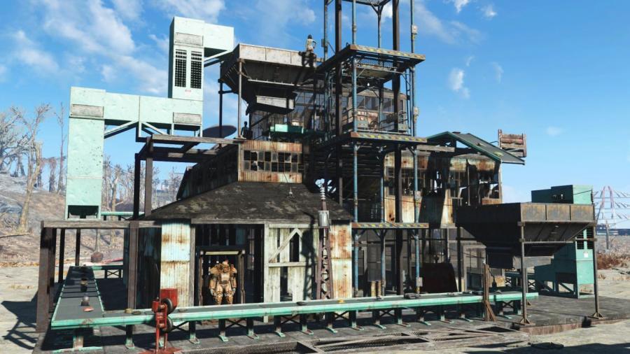 steam machine fallout 4