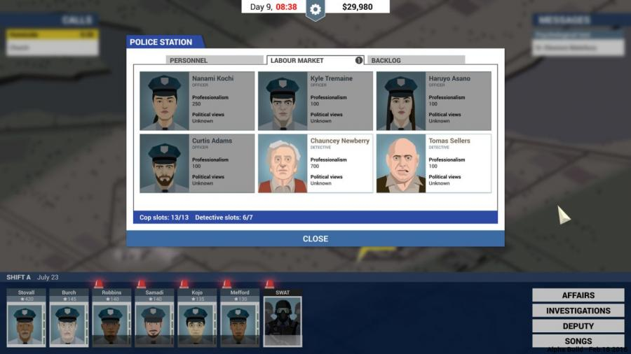 This is the Police Screenshot 1