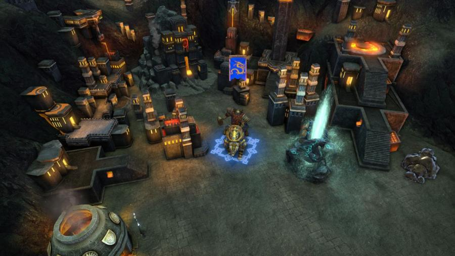 Might and Magic Heroes VII - Trial By Fire Screenshot 5