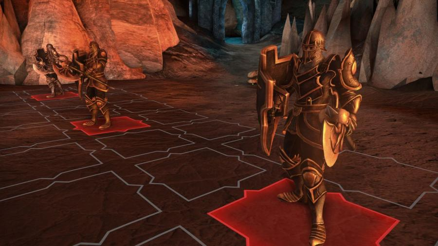 Might and Magic Heroes VII - Trial By Fire Screenshot 3