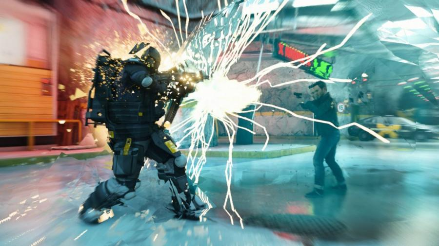 Quantum Break Screenshot 4