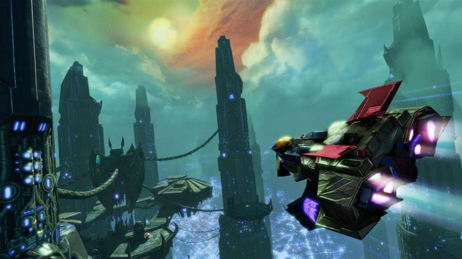 Transformers Fall of Cybertron - Déblocage de compte Xbox One Screenshot 6