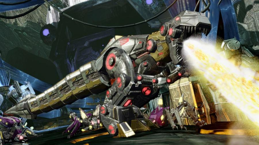 Transformers Fall of Cybertron - Déblocage de compte Xbox One Screenshot 4