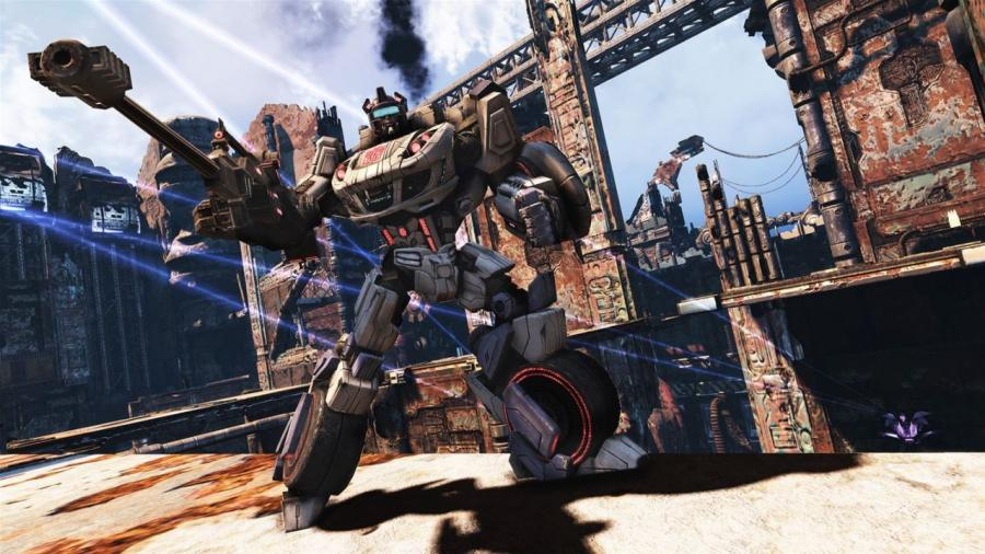 Transformers Fall of Cybertron - Déblocage de compte Xbox One Screenshot 5