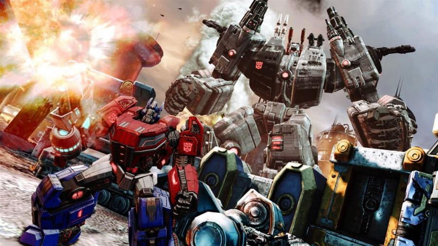 Transformers Fall of Cybertron - Déblocage de compte Xbox One Screenshot 3