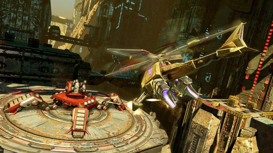 Transformers Fall of Cybertron - Déblocage de compte Xbox One Screenshot 7