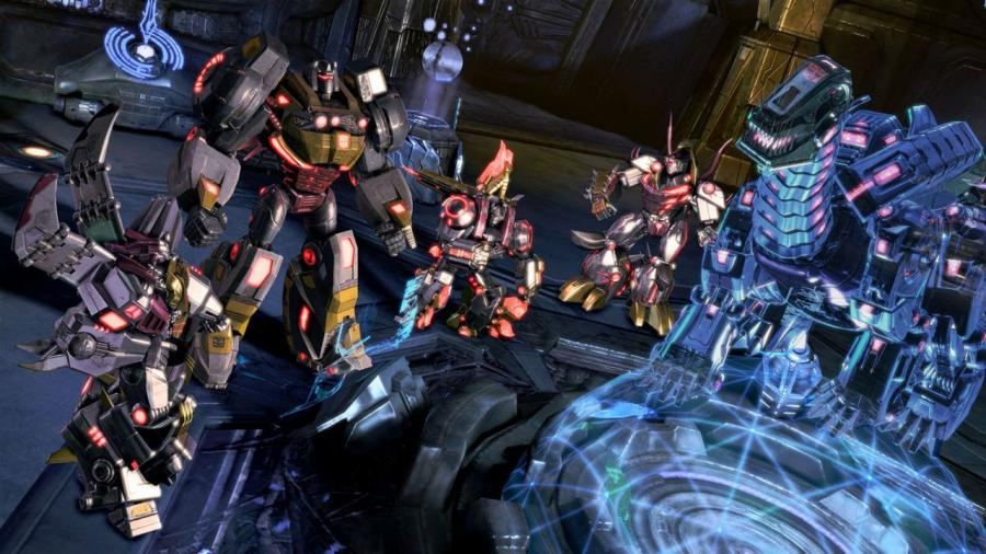 Transformers Fall of Cybertron - Déblocage de compte Xbox One Screenshot 1