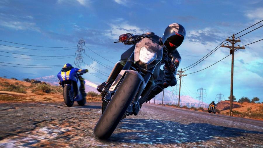 Moto Racer 4 - Deluxe Edition Screenshot 1
