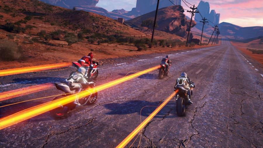 Moto Racer 4 - Deluxe Edition Screenshot 2